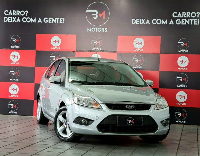 Ford Focus Hatch 1.6 2013 Manual Flex - Foto 3