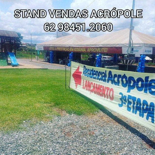 Residêncial Acrópole   Loteamento Aberto - Foto 9