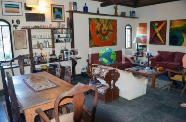 Casa duplex com 2 suítes, piscina e 4 vagas de garagem bem localizada em Cosme Velho - Foto 5