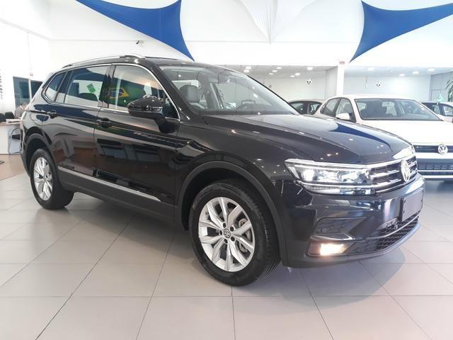 Novo Tiguan Allspace Comfortline! O SUV com 7 lugares da Volkswagen
