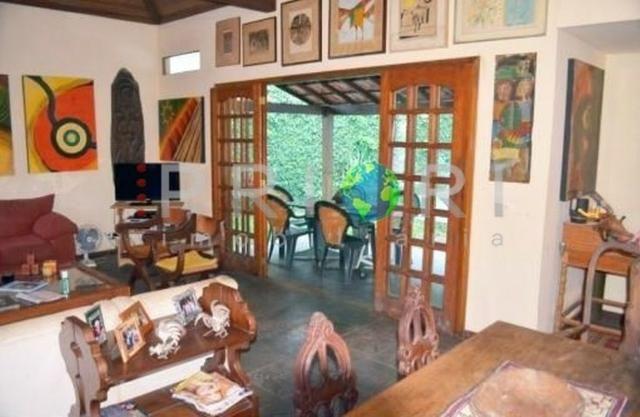 Casa duplex com 2 suítes, piscina e 4 vagas de garagem bem localizada em Cosme Velho - Foto 3