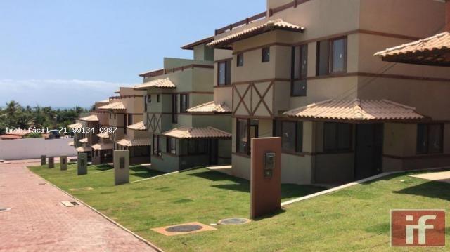 Casa de condomínio à venda com 3 dormitórios em Imbassaí, Mata de são joão cod:371 - Foto 18