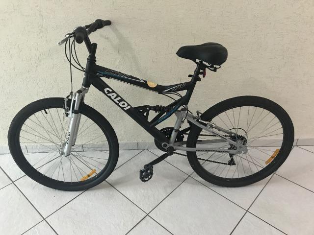 Bicicleta Caloi KS - 21 Marchas