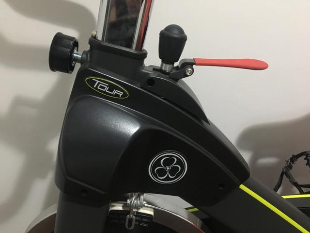 Bike movement spinning TOUR