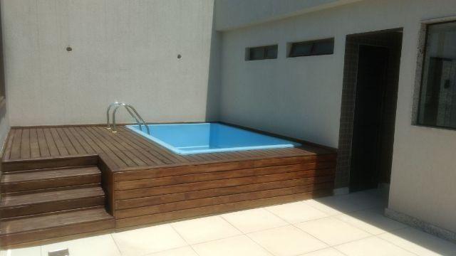 Cobertura Duplex Altíssimo Padrão no Cachambi - Refinatto Residencial