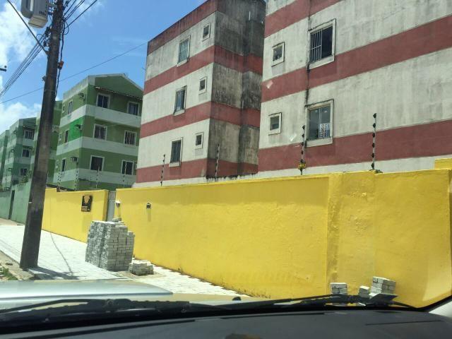 Vendo apartamento em Nova Parnamirim, documento pessoal, aceito carro como pagamento