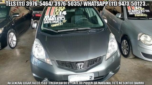 Honda Fit 1.4 DX 2011 Manual Novo