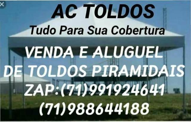 Aluguel e venda de toldo (71)991924641