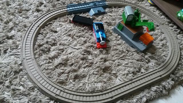 Trem Thomas e seus amigos - Artigos infantis - Loteamento