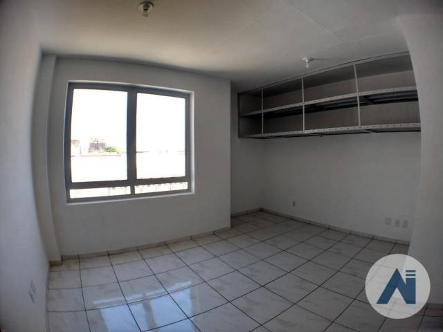 Sala à venda, 36 m² por r$ 90.000 - r.bran./centr./ideal - novo hamburgo/rs
