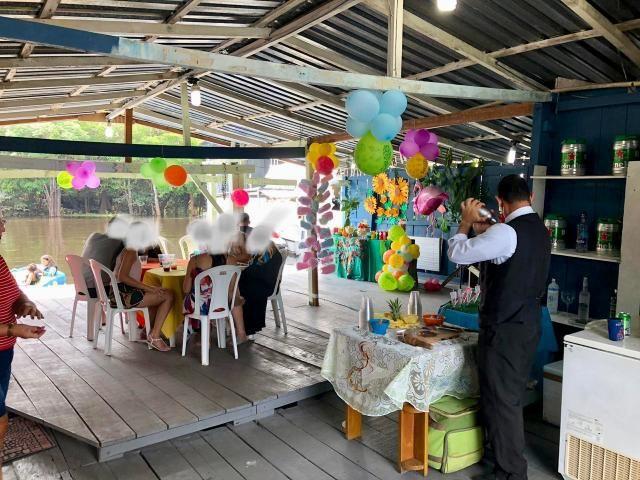 Flutuante aluguel para festas e confraternização - Foto 6