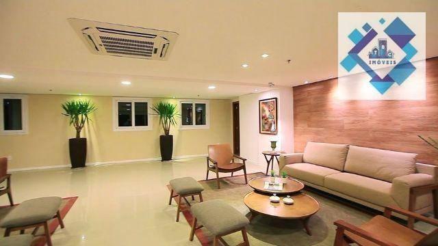 Apartamento com 3 dormitórios à venda, 164 m² por R$ 1.100.000,00 - Guararapes - Fortaleza - Foto 6