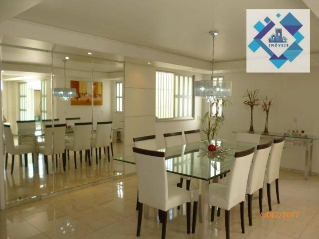 Casa Projetada com elegância e conforto à venda, Vila União, Fortaleza. - Foto 4