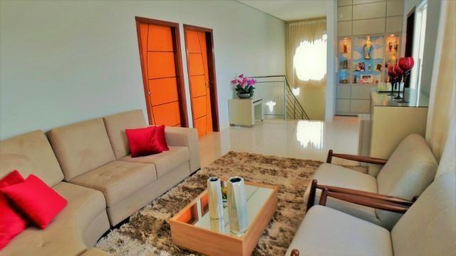 Sobrado 4 Suítes + Escritório, 319 m² c/ armários e lazer na 307 Sul - Foto 17