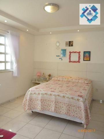 Casa Projetada com elegância e conforto à venda, Vila União, Fortaleza. - Foto 8