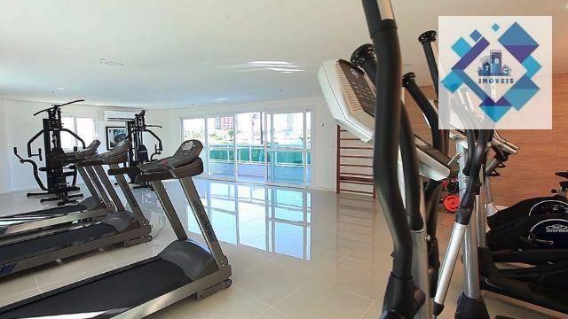 Apartamento com 3 dormitórios à venda, 164 m² por R$ 1.100.000,00 - Guararapes - Fortaleza - Foto 8