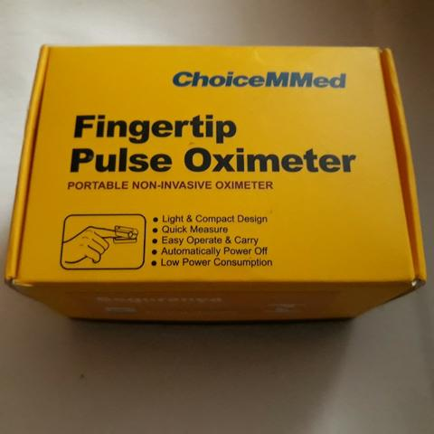 Oxímetro de Dedo MD 300C1 - ChoiceMmed. - Foto 4