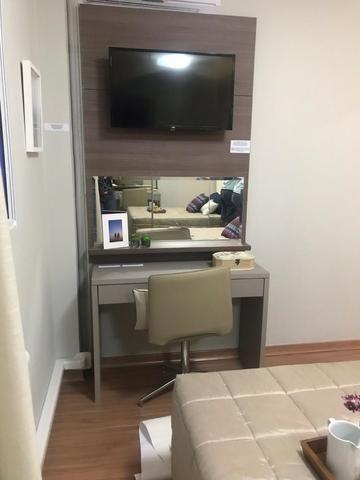 WC - Lançamento da Morar Construtora Apartamento Cond. Fechado com elevador - ES - Foto 8
