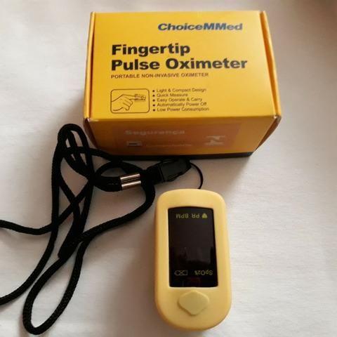 Oxímetro de Dedo MD 300C1 - ChoiceMmed. - Foto 3