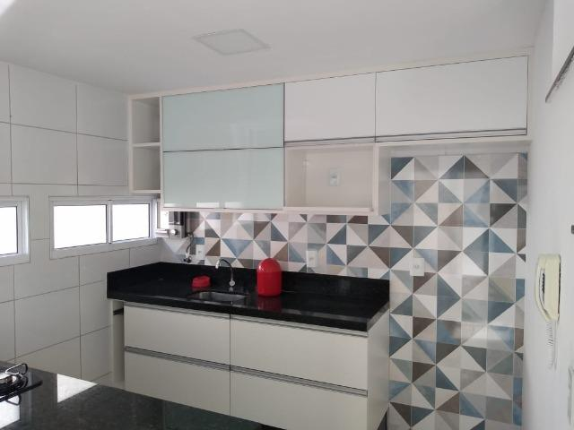 Vendo lindo duplex mobiliado em condomínio fechado em nova parnamirim - Foto 10