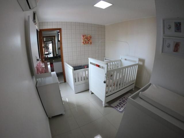 Apartamento à venda com 3 dormitórios em Ponta verde, Maceió cod:268 - Foto 7