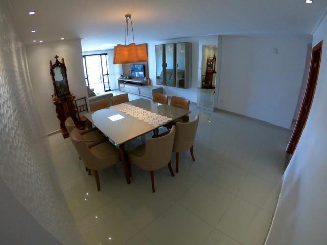 Apartamento à venda com 3 dormitórios em Ponta verde, Maceió cod:268 - Foto 4