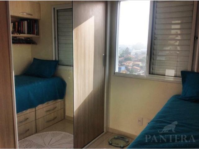 Apartamento à venda com 2 dormitórios em Parque erasmo assunção, Santo andré cod:51862 - Foto 6