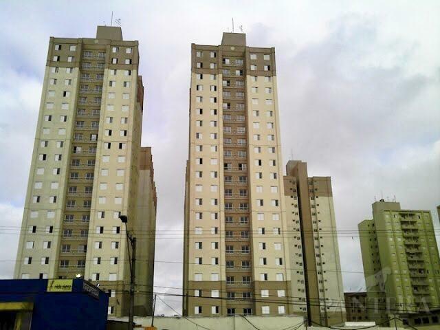 Apartamento à venda com 2 dormitórios em Parque erasmo assunção, Santo andré cod:51862 - Foto 2