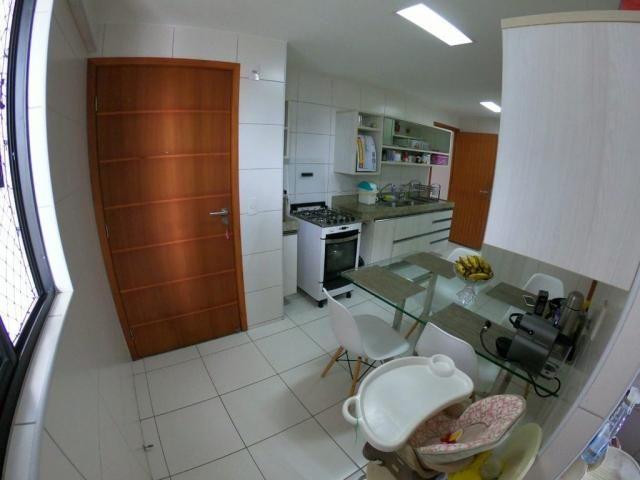 Apartamento à venda com 3 dormitórios em Ponta verde, Maceió cod:268 - Foto 11