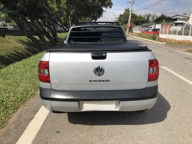 VW Saveiro GVI Completa 2014 - Foto 5
