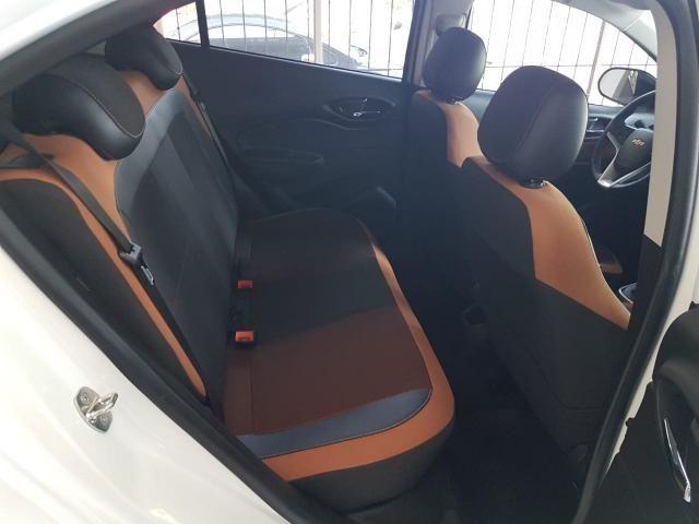 Gm - Chevrolet Onix 1.4 Active,Automático,unico dono,com 8.000 km na garantia de fabrica - Foto 16