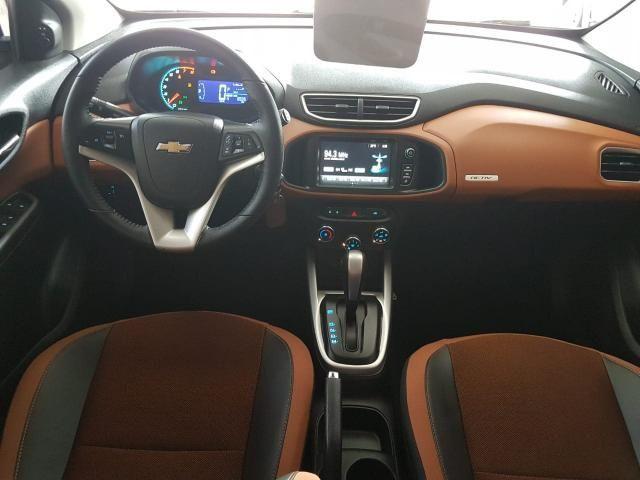 Gm - Chevrolet Onix 1.4 Active,Automático,unico dono,com 8.000 km na garantia de fabrica - Foto 18