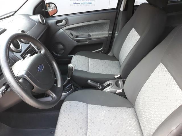 Fiesta 2014 SE 1.6 Hatch completo 2019 vistoriado - Foto 8