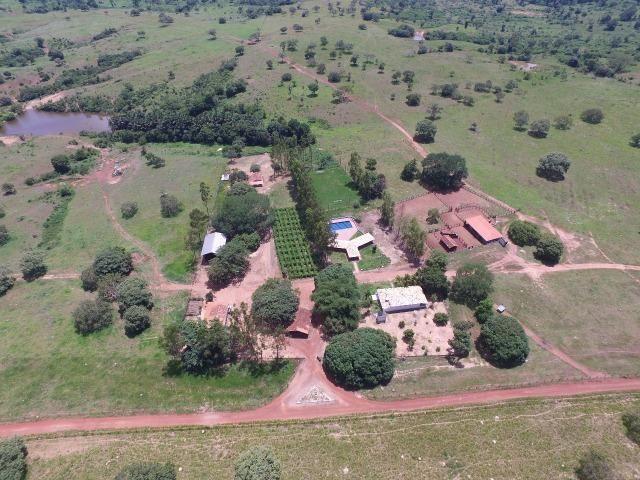 Fazenda de 216 alqueires 1.045,44 hectares- Miracema do Tocantins-TO - Foto 18