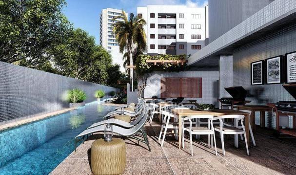 Apartamento com 2 dormitórios à venda, 54 m² por R$ 204.000 - Jardim Cidade Universitária  - Foto 12