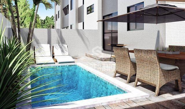Apartamento com 2 dormitórios à venda, 54 m² por R$ 204.000 - Jardim Cidade Universitária  - Foto 4