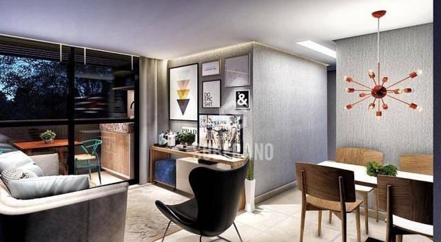 Apartamento com 2 dormitórios à venda, 54 m² por R$ 204.000 - Jardim Cidade Universitária  - Foto 17