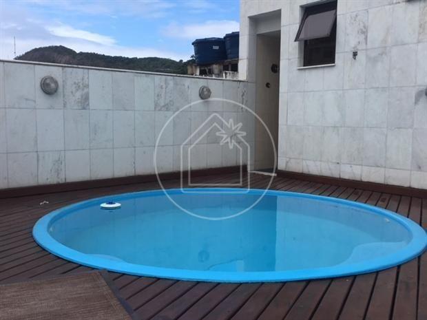 Apartamento à venda com 3 dormitórios em Humaitá, Rio de janeiro cod:825855 - Foto 17