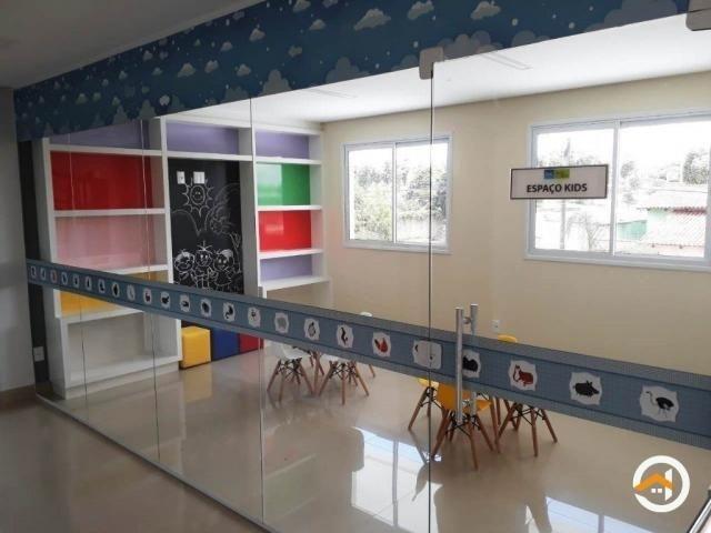 Apartamento à venda com 3 dormitórios em Parque amazônia, Goiânia cod:4142 - Foto 8