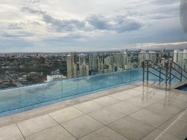 Apartamento à venda com 2 dormitórios em Jardim goiás, Goiânia cod:V5361 - Foto 19