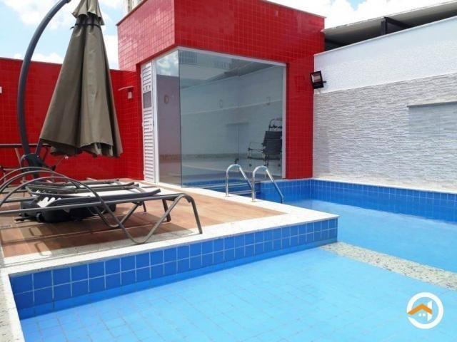 Apartamento à venda com 3 dormitórios em Parque amazônia, Goiânia cod:4142 - Foto 7
