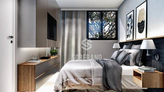 Apartamento com 2 dormitórios à venda, 54 m² por R$ 204.000 - Jardim Cidade Universitária  - Foto 18