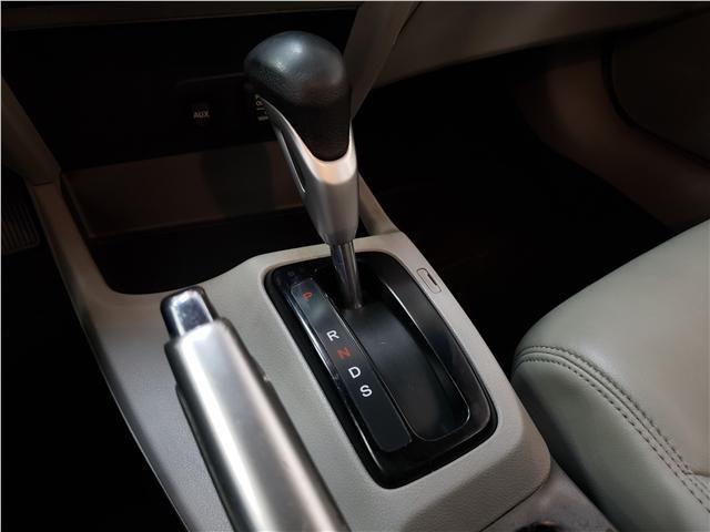 Honda Civic 2.0 lxr 16v flex 4p automático - Foto 12
