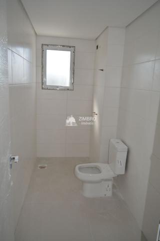 Apartamento 03 dormitórios para venda em Santa Maria com Suíte Sacada Churrasqueira Garage - Foto 9