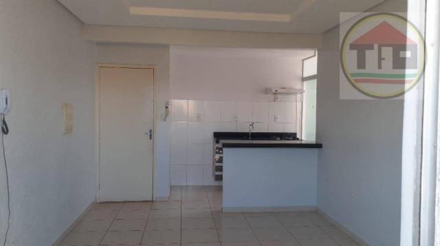 Apartamento com 3 dormitórios à venda, 60 m² por R$ 160.000 - total vile- Nova Marabá - Ma - Foto 8