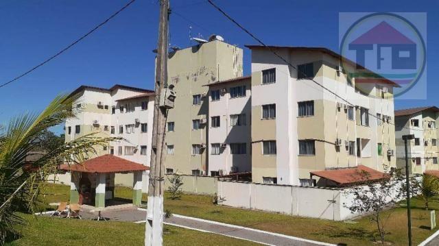 Apartamento com 3 dormitórios à venda, 60 m² por R$ 160.000 - total vile- Nova Marabá - Ma - Foto 2