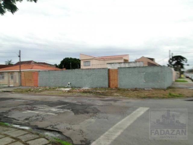 Terreno para alugar, 310 m² por R$ 2.000,00/mês - Capão da Imbuia - Curitiba/PR - Foto 2