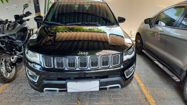 Compass 2018 Limited 4X4 diesel automático