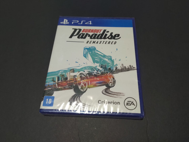 Burnout Remaster