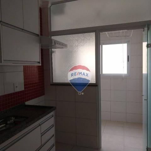 Apartamento com 3 dormitórios para alugar, 77 m² por R$ 1.850,00/mês - Jardim dos Calegari - Foto 4